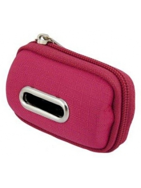 DISPENSADOR DE BOLSAS FUCSIA