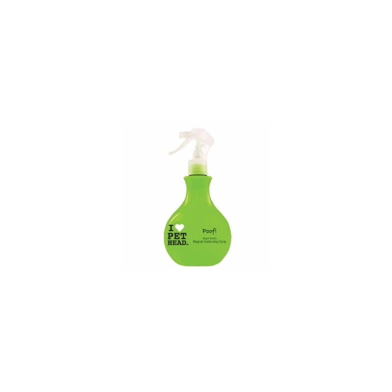 Spray desodorizante para perros de pet head elimina los for Spray elimina olores ropa