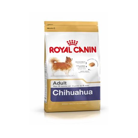 royal canin chihuahua adult 28 pienso de perro para chihuahua. Black Bedroom Furniture Sets. Home Design Ideas