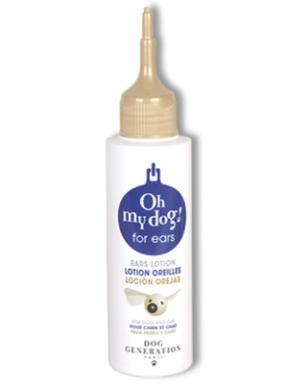 LOCIÓN DE OIDOS OH MY DOG!