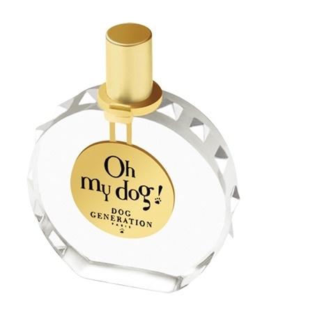 perfume para perro