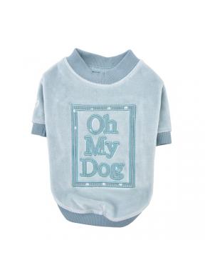 SUÉTER OH MY DOG AZUL
